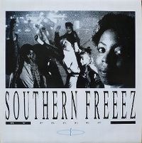 Cover Freeez - Southern Freeez [1987]